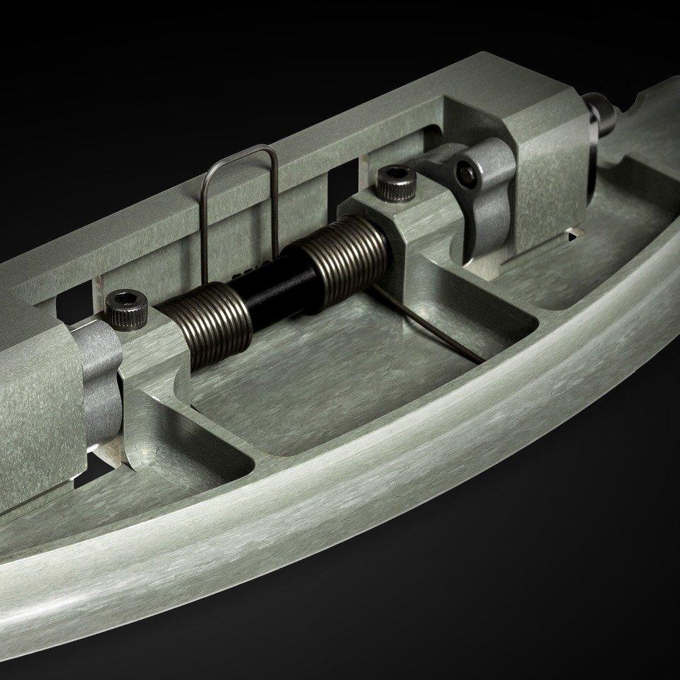 Элемент системы воздухоснабжения для самолетов Airbus (Франция)