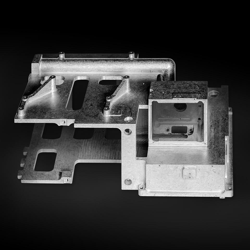 Корпус рентгенофлуоресцентного анализатора (Россия)